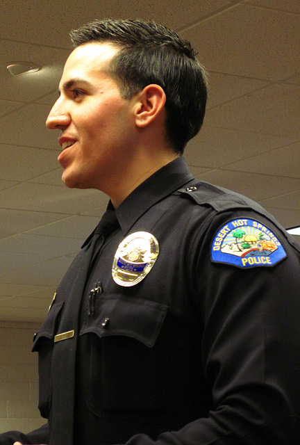 Officer Michael Placencia (1702)