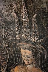 Apsara portrait