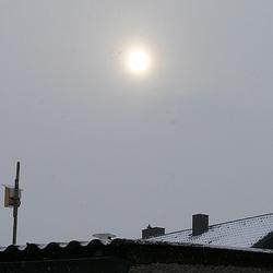 eisige Wintertage