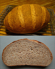 WGB Challenge #31: Whole Wheat Mash Bread