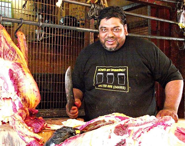 Take a butchers