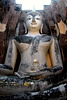 Buddha statue Sukhothai epoche