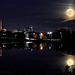 Jones Lake Full Moon Scene (20131019-192141-PJG)
