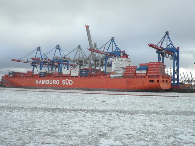 Containerschiff  RIO BLANCO