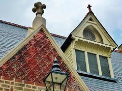 st.mark's church, dalston, hackney, london