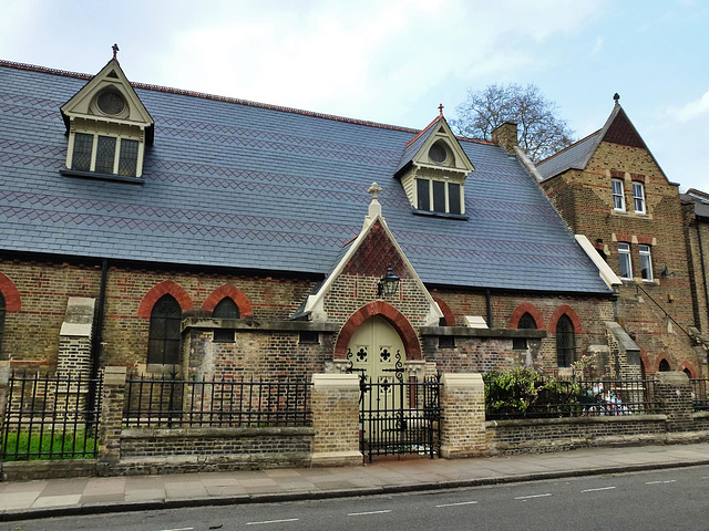 st.mark's church, dalston, hackney, london