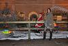 Dame Annick en bottes de cuir à talons hauts / Lady Annick's leather high-heeled boots - 17 décembre 2011