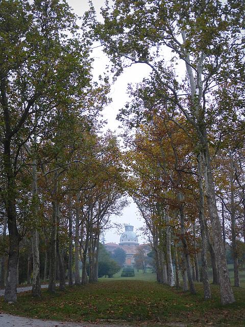 Autunno a Villa Piantelli