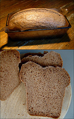 WGB Challenge #34: Spent?-Grain Bread