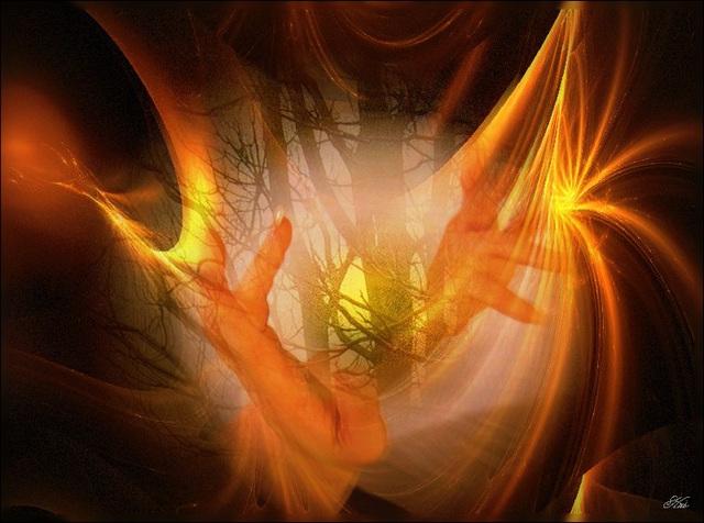 Qui gonflent les veines des mains sous la peau