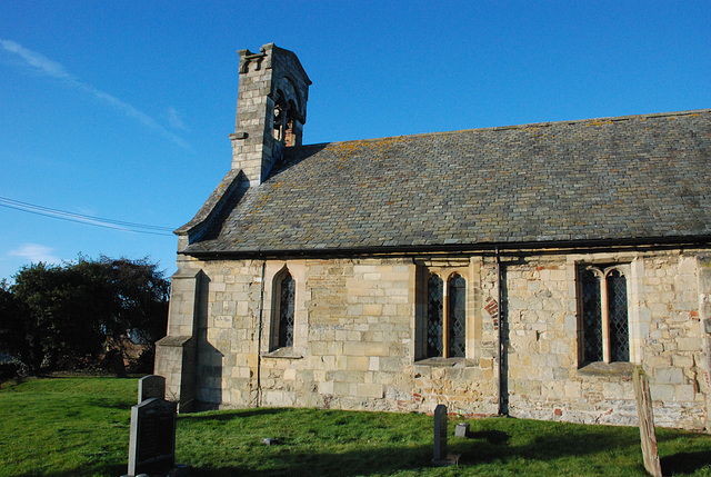 St Giles Burnby