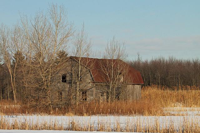 La cabane dans le champs