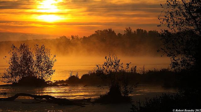 Le matin se lève en douceur