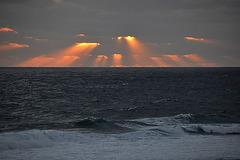 Sonnenuntergang in Gris Gris 4