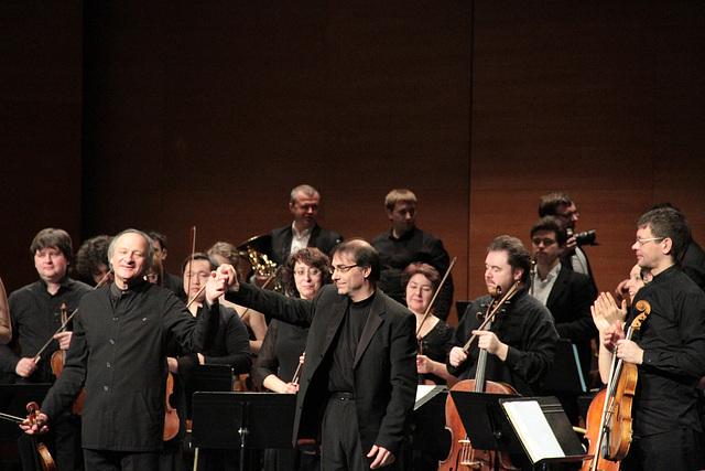 Musica Viva - Régis Pasquier - Alexander Rudin