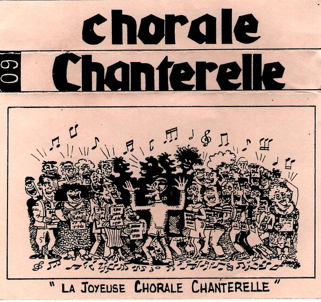 La Joyeuse Chorale Chanterelle
