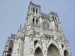 PICT16561dc Amiens Cathedral Notre Dame Majesty 1220