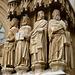 Apostles - Tarragona Cathedral Detail