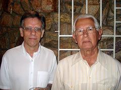 Aloísio  Sartorato e Edmo - CCMS - 2008