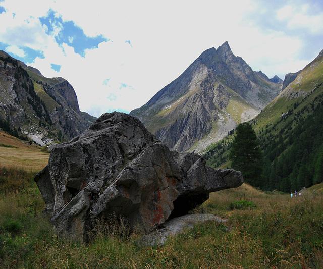 Une montagne )) de Savoie