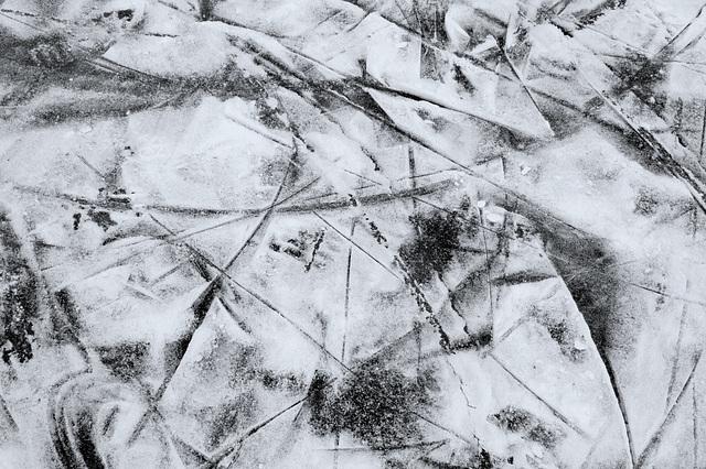 Memoro (El Lissitzky sur lageta glaciejo)