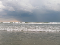 Praia Grande, onda do mar comme je les aime