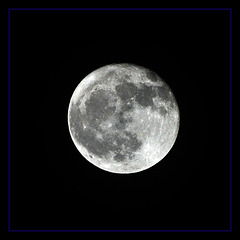 Vollmond - 8. Februar 2012