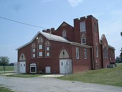 Union baptist church / Église Baptiste -  17 juillet 2010