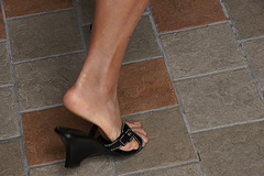 callisto wedge heels
