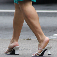 bp heels and strong legs