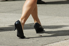 Style & co heels on the street