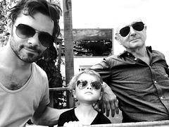 Trois générations de Rayban