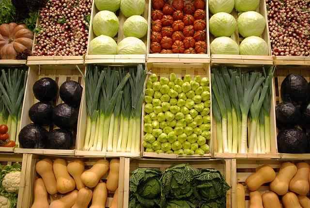Aliments de décoration