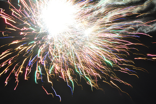 DSC 0285 feu artifice concert luan santana 2012 01 21