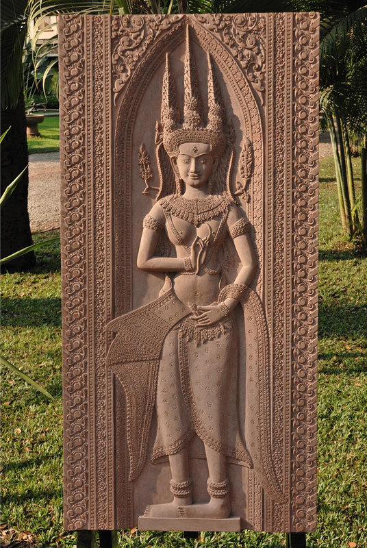 This Apsara is for sale