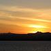 IMG 4460 Sunset behind Fuerteventura