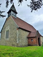 st.leonard's church, bengeo, herts.
