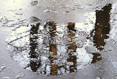 Casser la glace pour refléchir