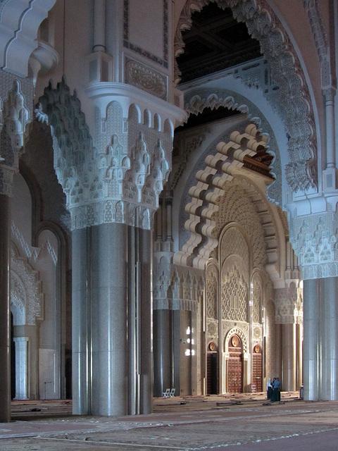 IMG 3666 Hassan II Moschee
