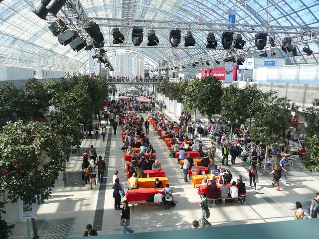 Leipzig - Buchmesse - 15.-18. März 2012