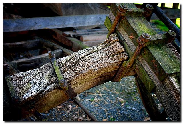 Holzachse