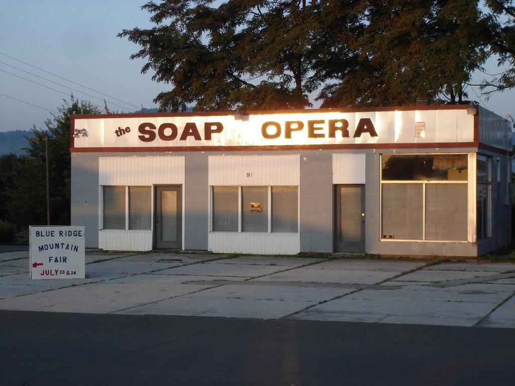 The Soap Opera building / La maison Opéra Savon - 15 juillet 2010.