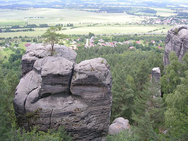Rokoj de Příhraz en Bohemia Paradizo
