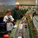 San Diego Model Railroad Museum Christmas Display (2096)