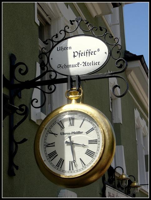 Uhren Pfeiffer