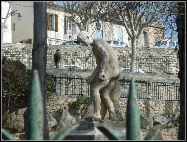 En Arles ..