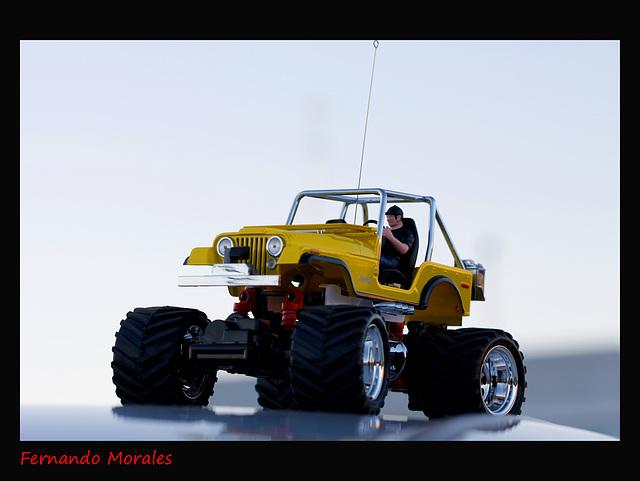 Mini Z Monster 004
