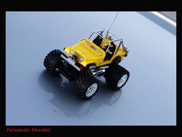 Mini Z Monster 003