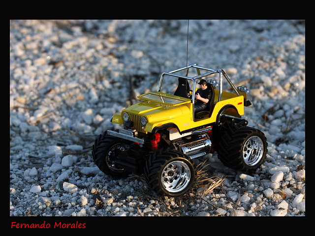 Mini Z Monster 002