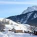 Winter im Bregenzer Wald